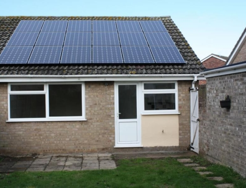 Solar PV Installation in Great Bentley, Essex