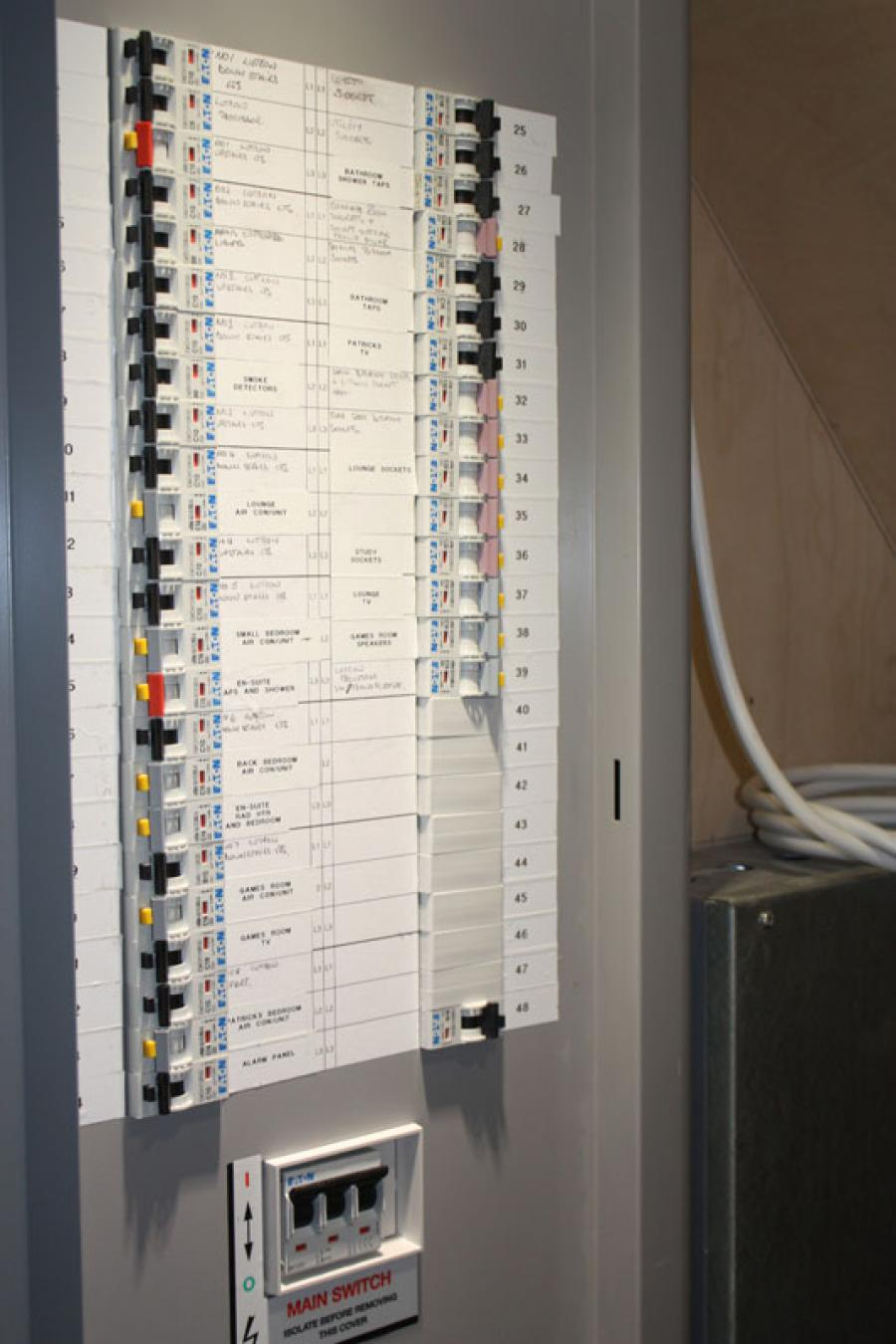Electrical Installation Certification