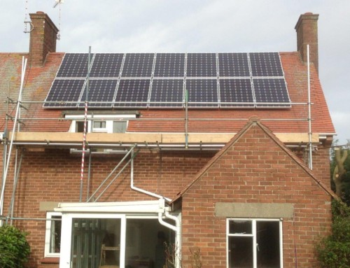 Solar PV Installation in Ardleigh, Essex for Mr Gray